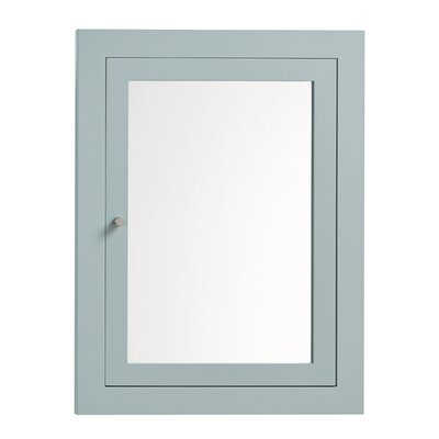 Raine 24.44 x 32.38 Recessed or Surface Mount Medicine Cabinet
