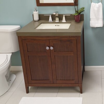 Briella 30 Bathroom Vanity Set