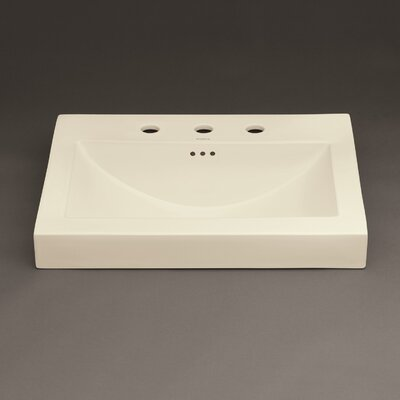 Evin Self Rimming Bathroom Sink 8
