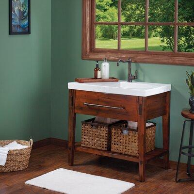 Portland 37 Bathroom Vanity Set