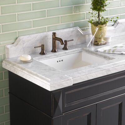 Torino 73 Single Bathroom Vanity Top
