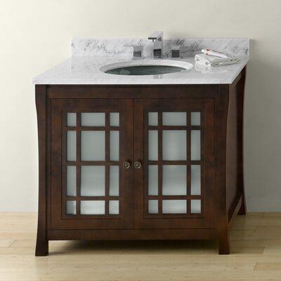Shoji 36 Single Bathroom Vanity Base