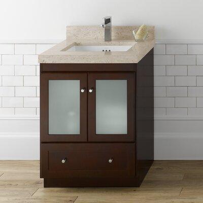 Shaker 24 Single Bathroom Vanity Base