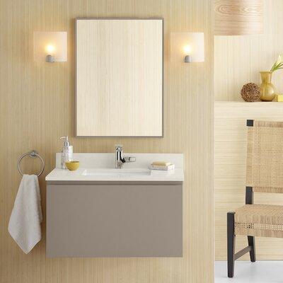 Ariella 31 Single Wall Mount Bathroom Vanity Set
