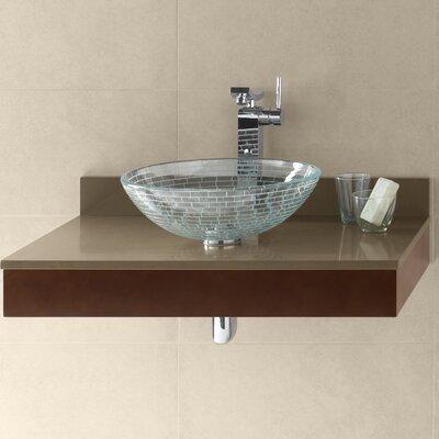 Adina 31 Wall Mount Bathroom Vanity Base Cabinet in Dark Cherry
