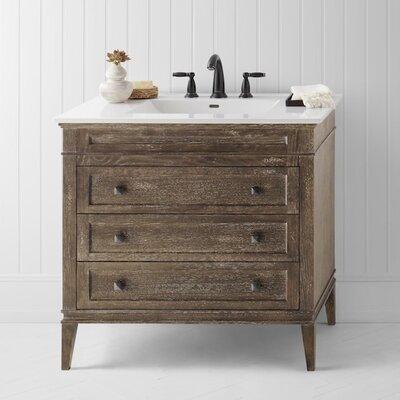 Laurel 36 Single Bathroom Vanity Set