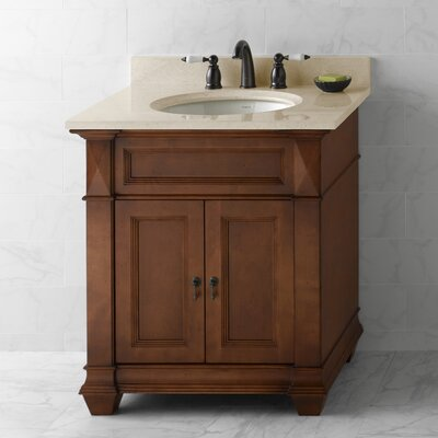Torino 30 Single Bathroom Vanity Set