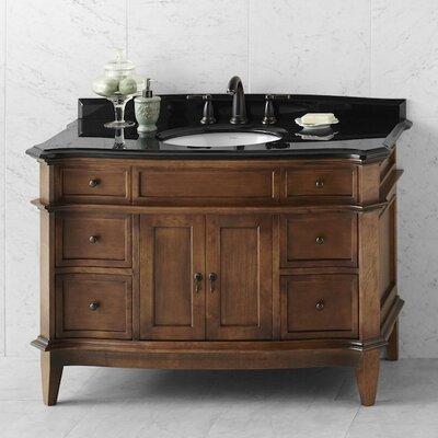 Solerno 50 Single Bathroom Vanity Set
