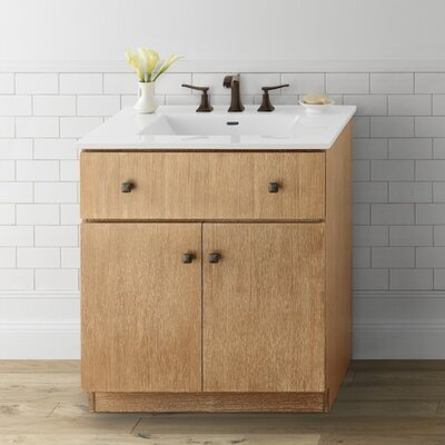 Amberlyn 31 Single Bathroom Vanity Set