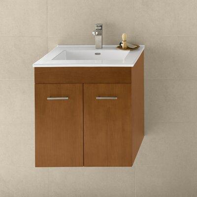 Bella 23 Single Wall Mount Bathroom Vanity Set
