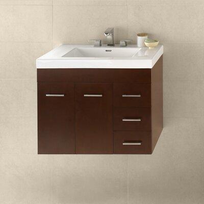 Bella 31 Single Wall Mount Bathroom Vanity Set