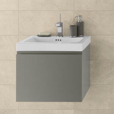 Ariella 23 Single Wall Mount Bathroom Vanity Set