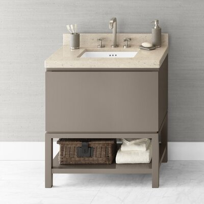 Jenna 31 Single Bathroom Vanity Set