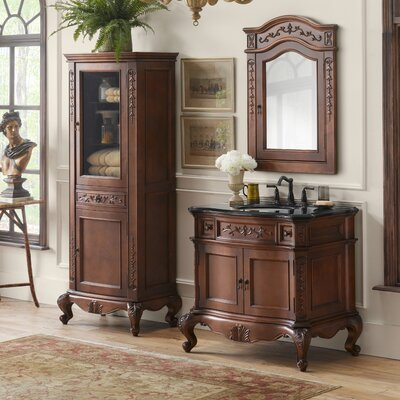 Bordeaux 38 Single Bathroom Vanity Set