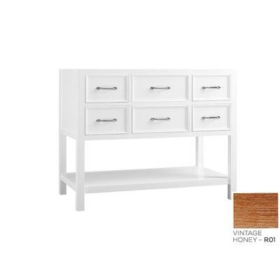 Newcastle Wood Cabinet Vanity Base