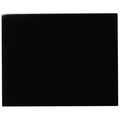 Wall Hung Adina 4 x 35 Surface mount Kit for Vanity Finish: Black
