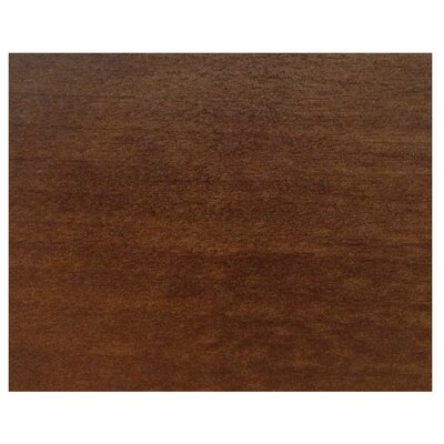 Wall Hung Adina 4 x 35 Surface mount Kit for Vanity Finish: Vintage Walnut