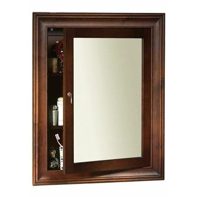 William 27.25 x 34 Recessed or Surface mount Medicine Cabinet