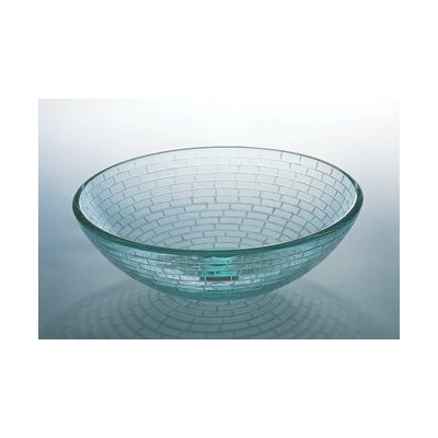 Artistic Glass Vessel Sink