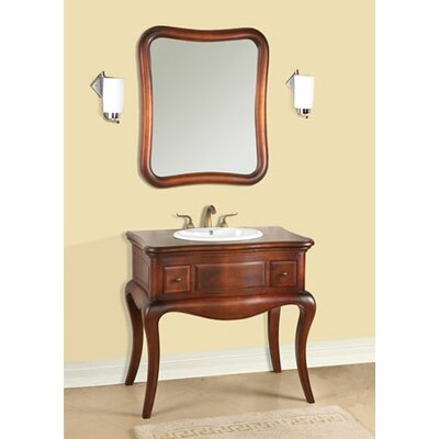 Vintage Corsica 37 Single Bathroom Vanity Set