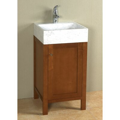 Contempo Mica 17 Single Bathroom Vanity Set