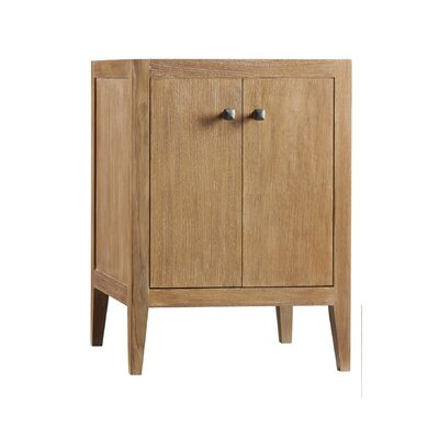 Sophie 24 Single Bathroom Vanity Base Base Finish: American Walnut