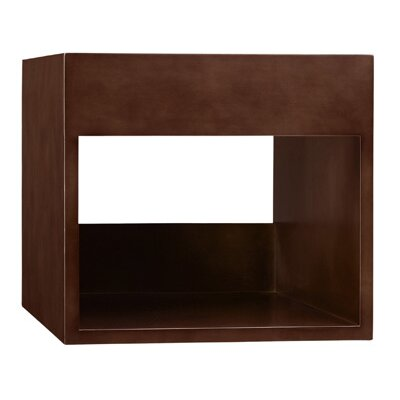 Catalina 19.31 W x 13.75 H Bathroom Shelf
