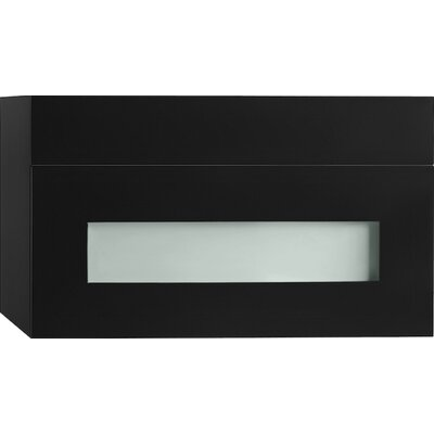 Rebecca 12 W x 24 H Wall Mounted Cabinet