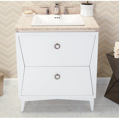 Lexie 30 Single Bathroom Vanity Base