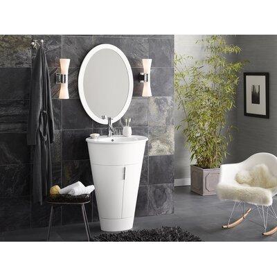 Leonie 23 Single Bathroom Vanity with Mirror