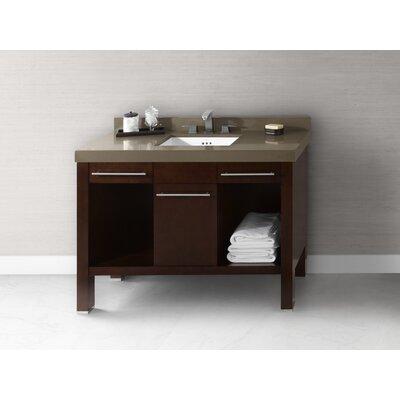 Brennon 48 Single Bathroom Vanity Set