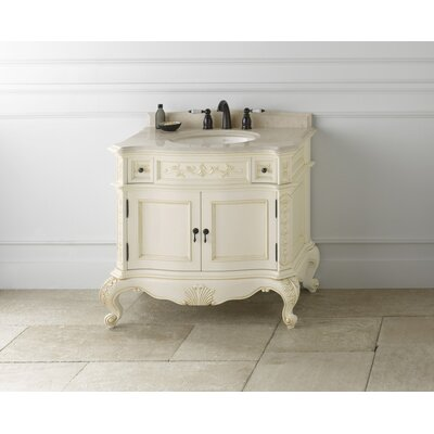 Bordeaux 36 Single Bathroom Vanity Set