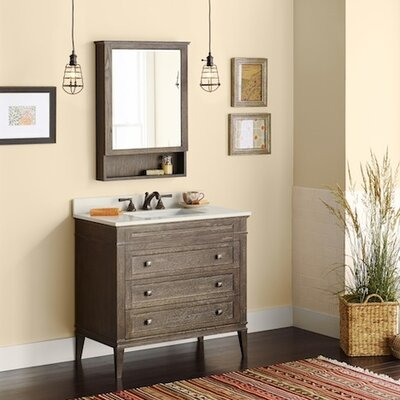 Laurel 30 Single Bathroom Vanity Base