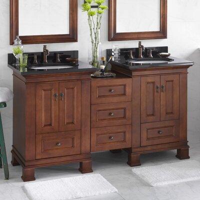 Venice 60 Double Bathroom Vanity Set