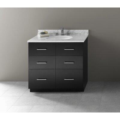 Lassen 36 Single Bathroom Vanity Set
