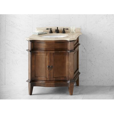 Solerno 30 Single Bathroom Vanity Set