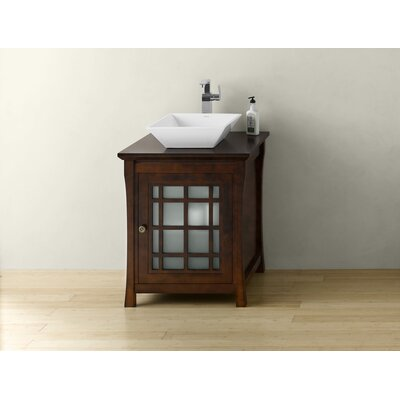 Shoji 25 Single Bathroom Vanity Set