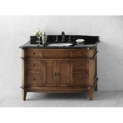 Solerno 48 Single Bathroom Vanity Set