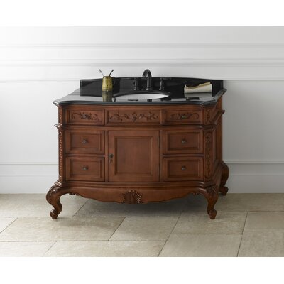 Bordeaux 48 Single Bathroom Vanity Set