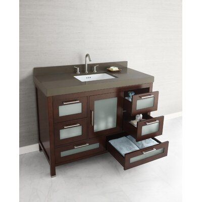 Athena 48 Single Bathroom Vanity Set