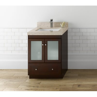 Shaker 24 Single Bathroom Vanity Set