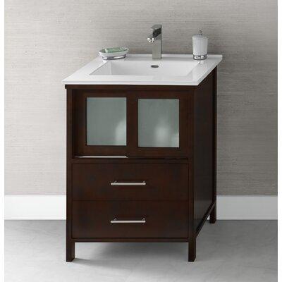 Minerva 23 Single Bathroom Vanity Set