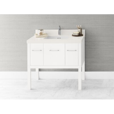 Calabria 36 Single Bathroom Vanity Set