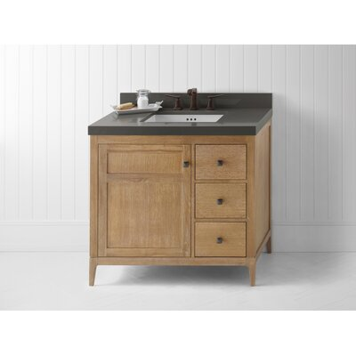 Briella 36 Single Bathroom Vanity Set