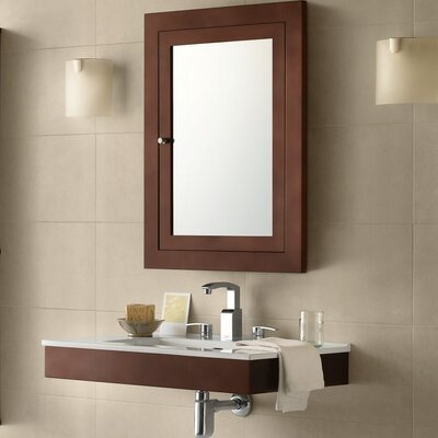 Adina 31 Single Bathroom Vanity Set with Mirror