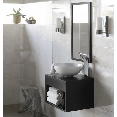 Catalina 22 Single Bathroom Vanity Set with Mirror