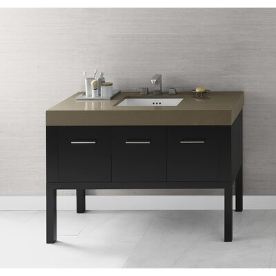 Calabria 48 Single Bathroom Vanity Set
