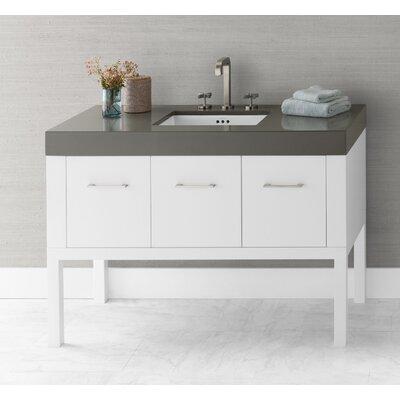 Calabria 48 Single Bathroom Vanity Set