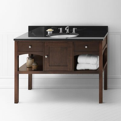 Langley 48 Single Bathroom Vanity Set