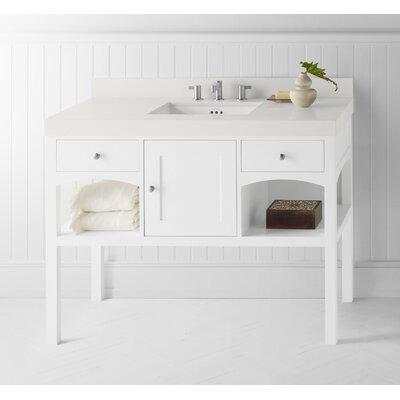 Langley 48 Single Bathroom Vanity Set